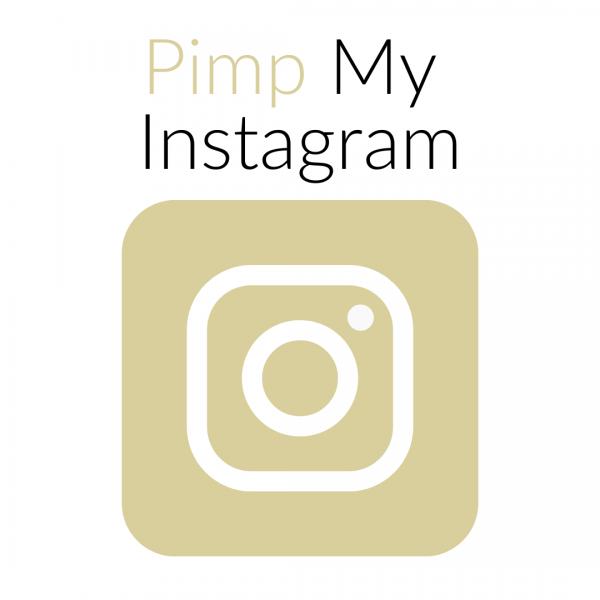 Pimp My Instagram Bio Link